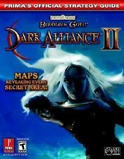Prima's Official Strategy Guides: Baldur's Gate : Dark Alliance II by Prima...
