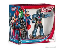 SCHLEICH DC COMICS-SUPERMAN E DARKSEID Pack (22509)