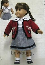 Scottie Dog Outfit for American Girl Doll Clothes  Widest Selection Selection F
