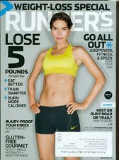 2013 Runner's World Magazine: Lose 5 Pounds/Injury-Proof Knees/Gluten Free Meals