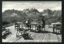 Madonna di Campiglio ( Trento ) : Bar Rist. Spinale -  cartolina vgt anni '60