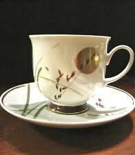 Rosenthal Germany INSPIRATION Coffee Cup & Saucer By Christian Tortu Retail $73