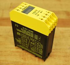 Turck MK21-122-R Rotational Speed Monitor with 2 Relay Outputs