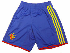 Adidas FC Basilea FCB 2012/2013 short/pantalones talla XL
