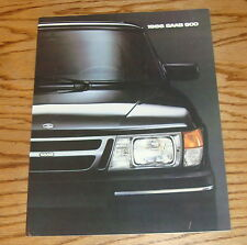 Original 1986 Saab 900 Series Sales Brochure 86