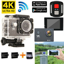 WIFI Remote SJ8000 Plus 4K HD 1080P Sports Cam Action Camera Waterproof SJ4000