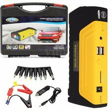 68800MAH 12V Power Bank Portable Car Jump Start Pack Booster Charger Battery