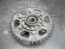 02 Ducati Monster Dark 750 Hub & Sprocket 27K