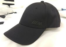 BMW M PERFORMANCE CAP BLACK 80162410914