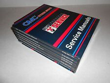 1996 GENUINE OMC STERN DRIVE Boat Repair & Service Manual Complete set of 6