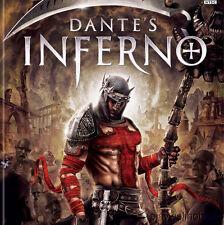 DANTE'S INFERNO Microsoft XBox 360 Game