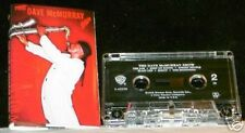 The Dave McMurray Show self titled 1996 12 track CASSETTE TAPE