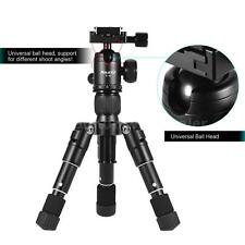 Desktop Mini Tripod Stand with Ball Head Kit for DSLR Camera DV Video Camcorder