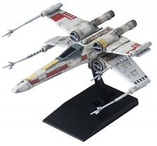 Vehicle model 002 Star Wars X-wing starfighter Plastic *AF27* From Japan