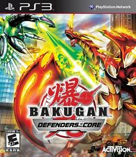 Bakugan: Defenders of the Core - Playstation 3 Game