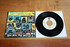 """The Communards - Holland 7"""" / You are my World - Judgement day / 8861327"""