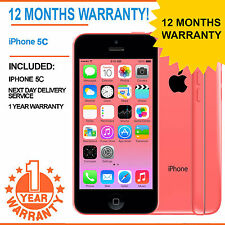 Apple iPhone 5C 16GB Factory Unlocked - Pink