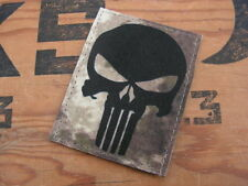 SNAKE PATCH ..:: PUNISHER ::.. Us ATACS MILSIM AIRSOFT SOF SOCOM OEF A-TACS KSK