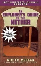 Lost Minecraft Journals: An Explorer's Guide to the Nether : Lost Minecraft...