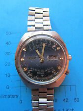 OLD  vintage watch ORIENT JAPANESE WITH ETERNAL CALENDAR 21 jewels.AUTOMATIC