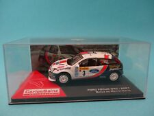 FORD FOCUS WRC 01 #3 - CARLOS SAINZ - RALLY MONTE CARLO 2001 1/43 NEW IXO ALTAYA