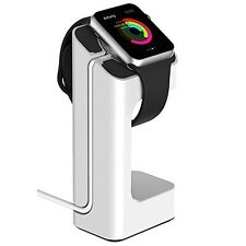 Apple Watch Smartwatch Charger Charging Stand Station TPU Dock Platform 38/42mm