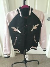 NWT  Adidas Originals By Rita Ora Reversible Souvenir Bomber Jacket XS