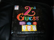 Great American Puzzle Factory 2000 2nd GUESS Game For Ages 12+~~ 3-6 Players~NIB