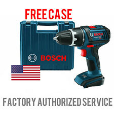 BOSCH DDS180-02 18v Lithium Ion Drill Driver comes with FULL WARRANTY!!