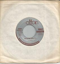 DOLLEY SILVERSPOON Bump me baby US SINGLE 1975
