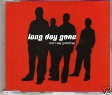 (H800) Long Day Gone, Don't Say Goodbye - new CD