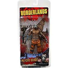 NECA Borderlands 7 Inch Action Figure Psycho New
