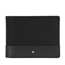 MontBlanc Nightflight 12CC Wallet - Black