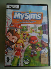 MY SIMS PC   NUOVO  ITALIANO