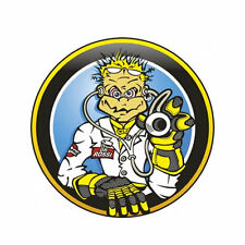 Valentino Rossi - The Doctor Logo Decal - Mini Size 15mm Twin Pack