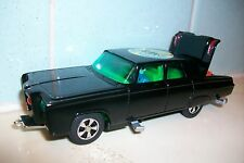 Corgi The Green Hornet Black Beauty Crime Fighting Car w/ Kato Missile & Scanner