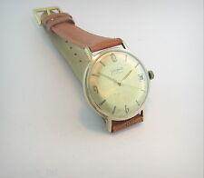 Classic Glashutte rendez-vous... INCABLOC... 17 rubis... 60's... Germany.