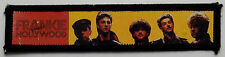 FRANKIE GOES TO HOLLYWOOD Vtg 1980`s Sew On Patch/Photo Card Patch