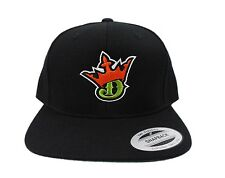 Draft Kings Snapback Hat Cap Black NEW Draftkings Official Basketball