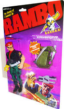 RAMBO S.A.V.A.G.E. - The Enemy of Rambo - Gripper MOSC NEW Mint On Sealed Card!!