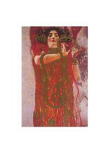 Gustav Klimt Hygieia Poster Kunstdruck Bild 70x50cm - Kostenloser Versand