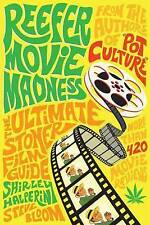 REEFER MOVIE MADNESS: The Ultimate Stoner Film Guide: WH2-R3B : PB128 : NEW BOOK