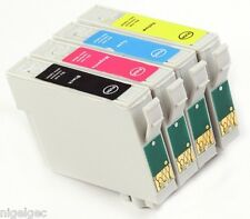 4 X INKS XL ONE FULL SET FOR USE IN EPSON EXPRESSION HOME XP-205  18 18XL