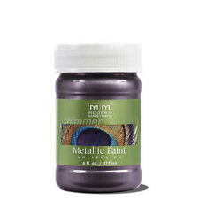 Modern Masters ME427-06 Metallic Lilac, 6-Ounce METALLIC PAINT Violet Purple