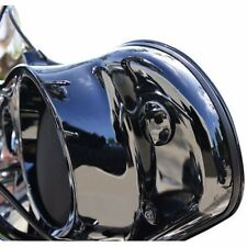 Choppers Black Inner Fairing Mirror Plugs for Harley Street Glide Bating 96-16