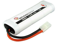 Yuki Model NiMH 6s1p 7,2v 2.200mah brainergy RC Car batería compatible con Tamiya
