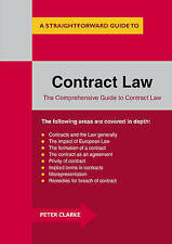 Clarke, Peter-Contract Law  BOOK NEW