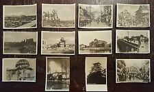 12 Vintage Before and After Atomic Bomb Photos of HIROSHIMA, Japan