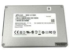 """Micron M500 480GB SATA3 2.5"""" SSD Sold State Drive (SSD) for Laptop/MacBook"""