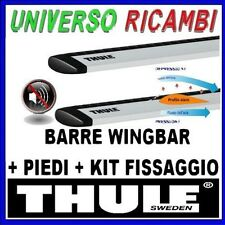 KIT BARRE PORTATUTTO THULE WINGBAR SUZUKI SX4 (S-Cross) 5-p SUV, 14  Profili Int